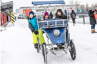 Quadricycle-des-neiges